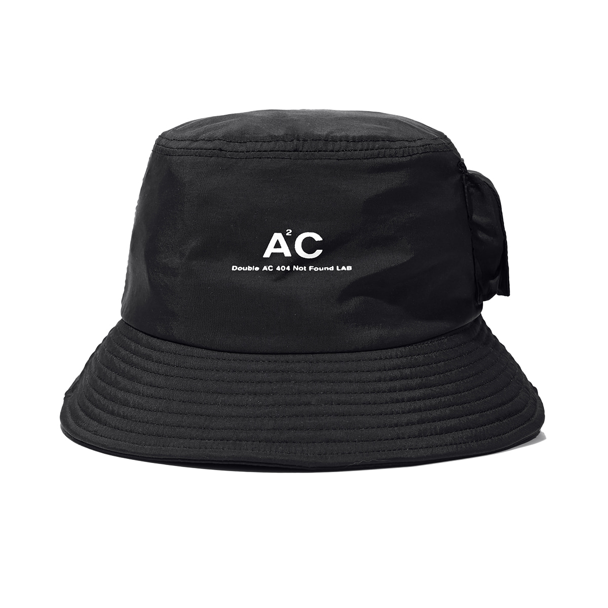 Utility Pocket Bucket (black)